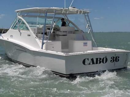 2011 Cabo 36 Express