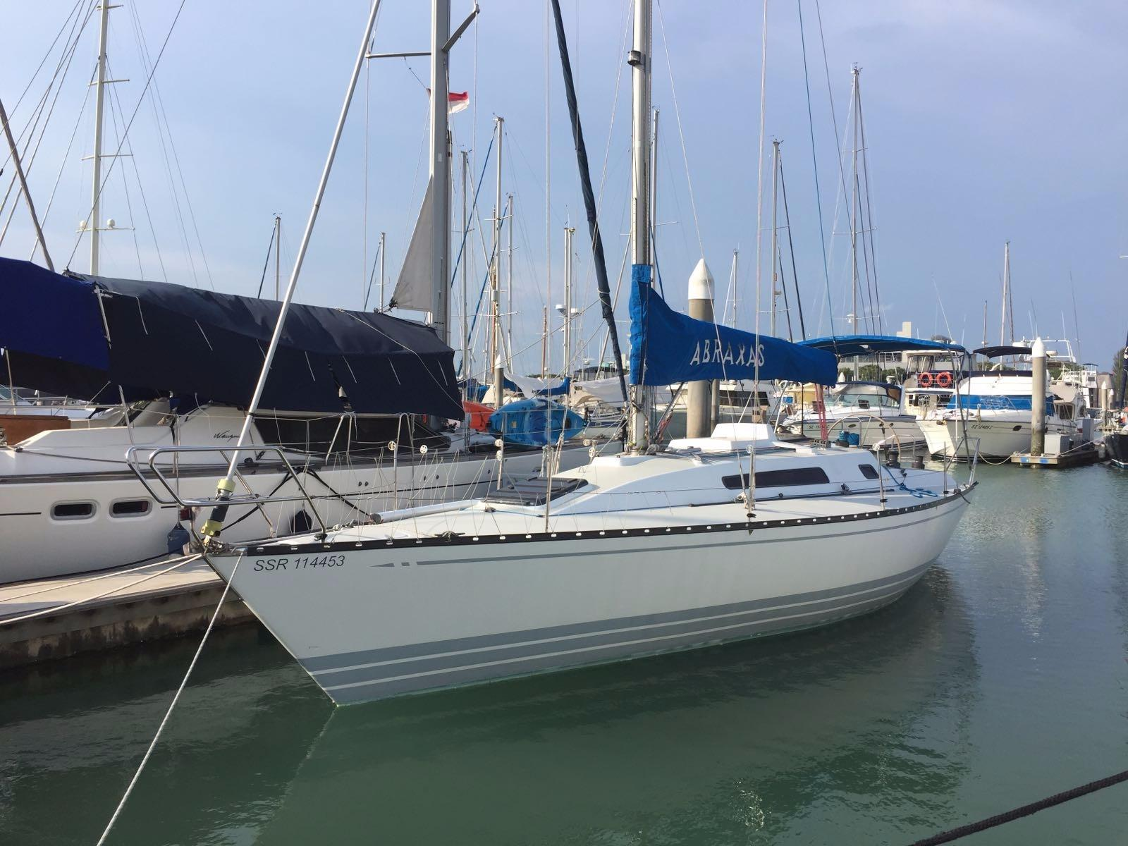 1990 X-yachts 372 Sail Boat For Sale