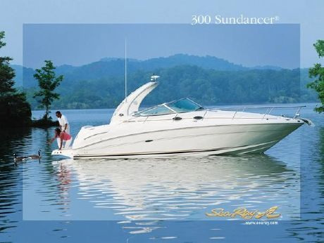 1999 Sea Ray 300 Sundancer