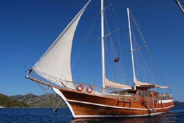 2007 Sailing Gulet Gulet