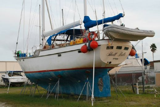 1975 Cheoy Lee Offshore 53 Ketch