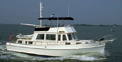 1999 Grand Banks 49 Classic