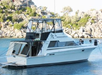 1989 Luhrs Tournament 400