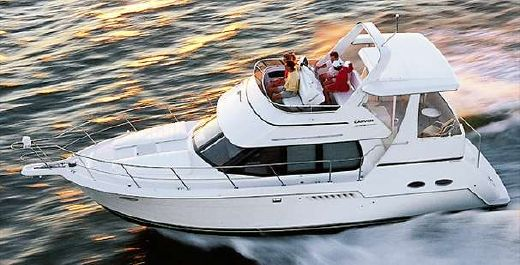 1998 Carver 355 Aft Cabin Motor Yacht