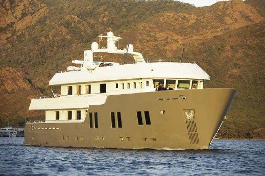 2010 Motoryacht Trawler