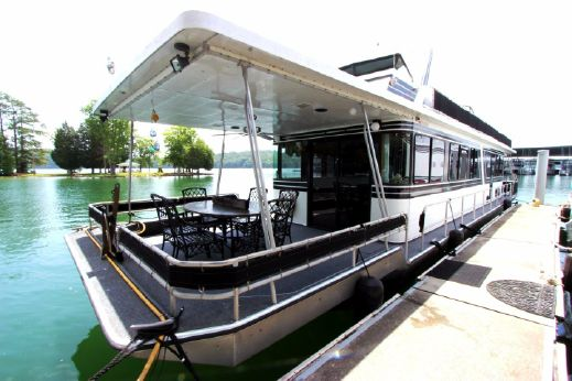 1989 Stardust Cruisers 14x62 Houseboat