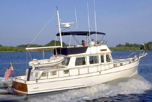 2000 Grand Banks 46 Classic