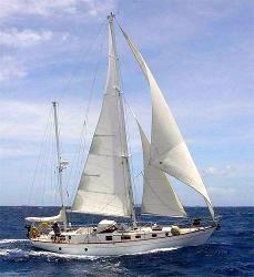 1979 Explorer Blue Water Cruiser Ketch