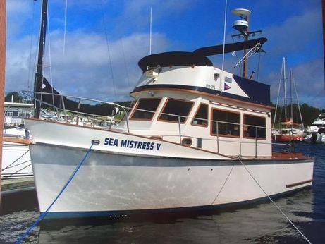 1979 Cheoy Lee Flybridge Trawler