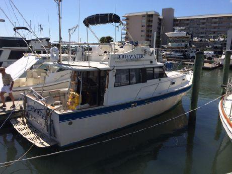 1982 Mainship 34 Fast Trawler
