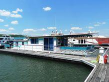 1985 Waterhouse 14' x 56' Houseboat
