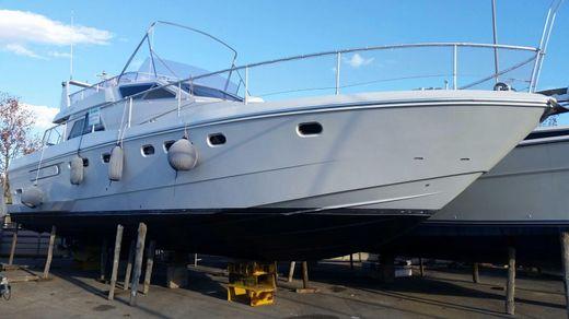 1987 Ferretti Yachts 52 Altura