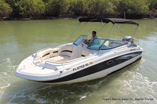 2008 Hurricane SunDeck 2200 OB