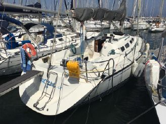 1999 X-Yachts X-362 Sport
