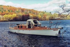 1950 Herreshoff Custom Motor Launch