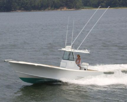 2006 Custom Carolina Center Console