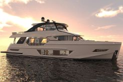 2020 Ocean Alexander 84R Motoryacht Enclosed