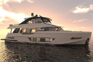 2020 Ocean Alexander 84R Motoryacht Enclosed