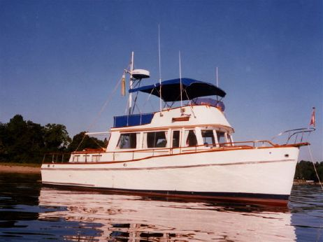 1979 Grand Banks 42 Heritage Classic