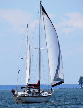 1975 Dickerson 41 CC Ketch- ready for offer
