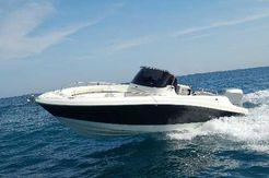 2019 Custom 650 Open Ocean Craft Sun Deck