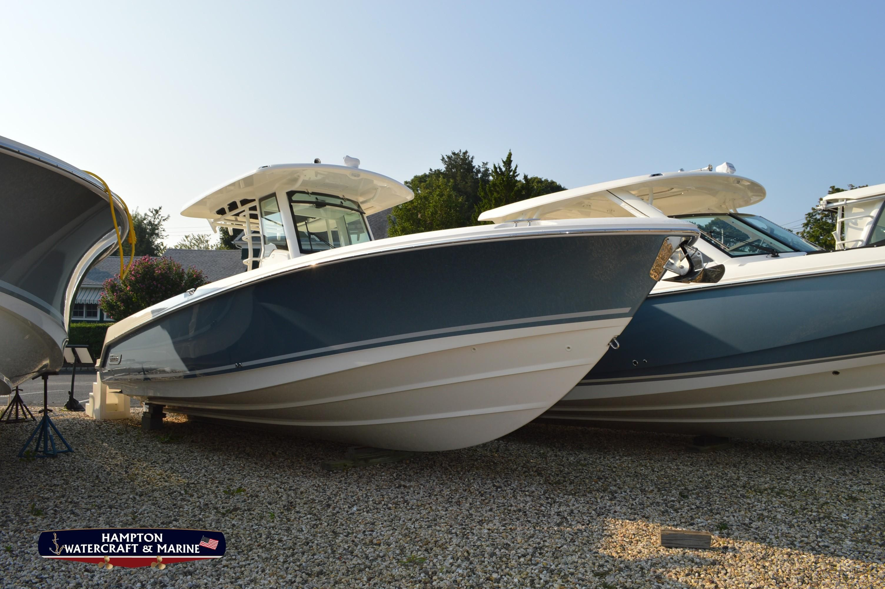 2018 Boston Whaler 330 Outrage Power Boat For Sale Drawing Schematic Diagram Of Navigation Lamp Wiring On