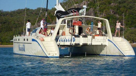 2000 Kurt Hughes KHSD 60 Catamaran