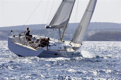 2007 Hanse Marine HANSE 540E