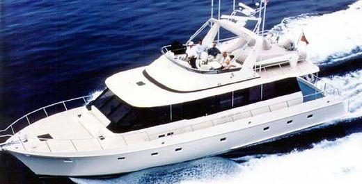 1996 Offshore 62 Flushdeck
