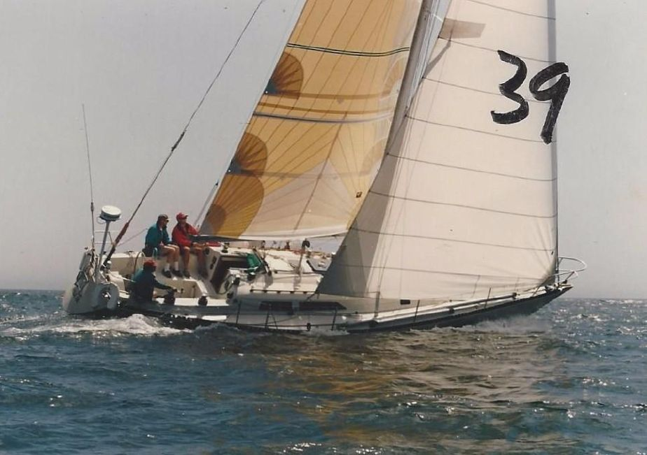1980 C&C 40 Centerboard Cruiser Sail Boat For Sale - www yachtworld com