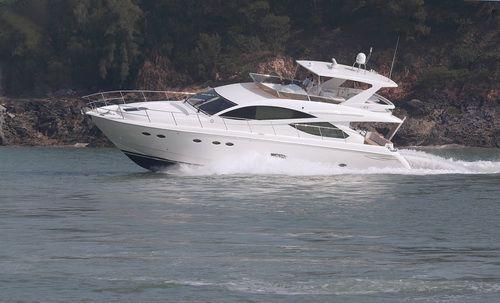 2013 Hansheng Yachts Gallop 62.8