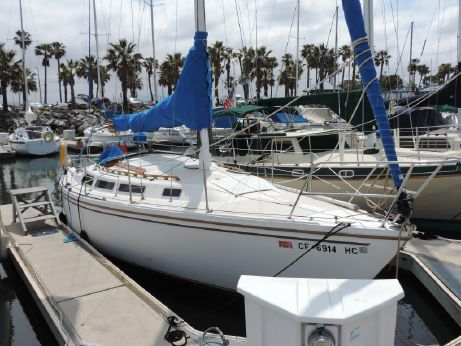1983 Catalina 30 Sloop