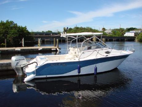 2008 Sea Fox 256WA Pro Series