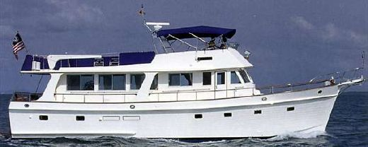 1999 Grand Banks 58 Classic