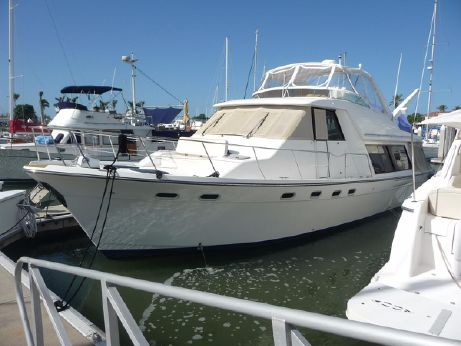 2002 Bayliner 4788 Pilothouse