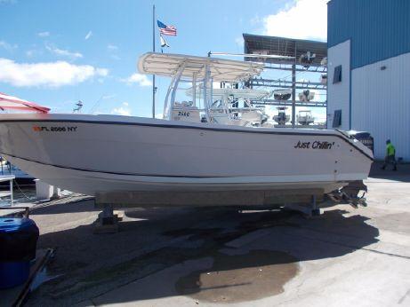 2007 Angler 2600 CC