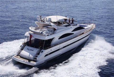 1999 Astondoa GLX 72