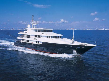 2002 North American Tri Deck Motor Yacht