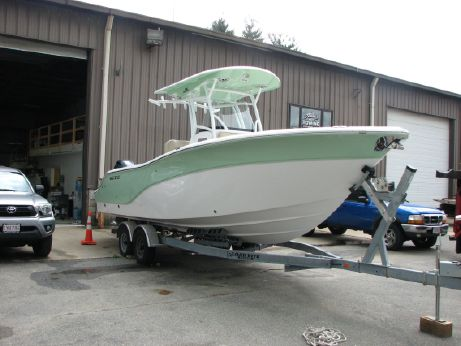 2016 Sea Fox 266 Commander