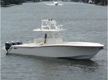 2011 Invincible 36 Open