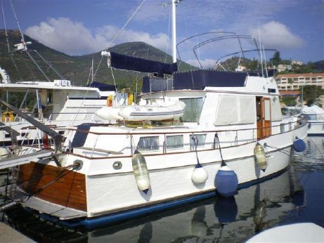 1991 Grand Banks 49 Classic