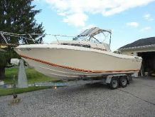 1985 Chris Craft 254 Scorpion WA