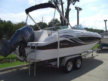 2012 Hurricane SD2400 OB