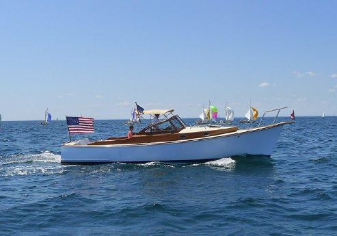 2009 Eldred Cooper Boat Builders
