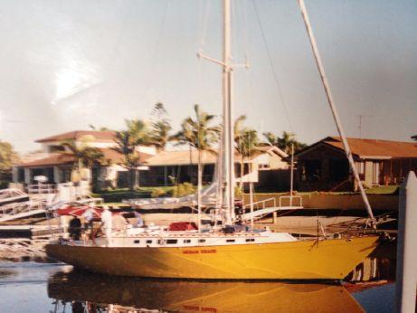 1984 Compass 47 Sloop racer/cruiser
