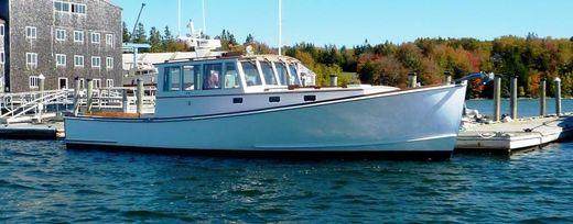 2001 Peter Kass Lobster Yacht