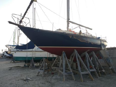1986 Seafarer 34
