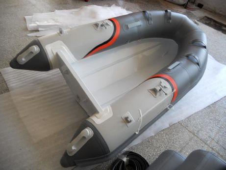2012 Piranha Ribs 2.4m Aluminium