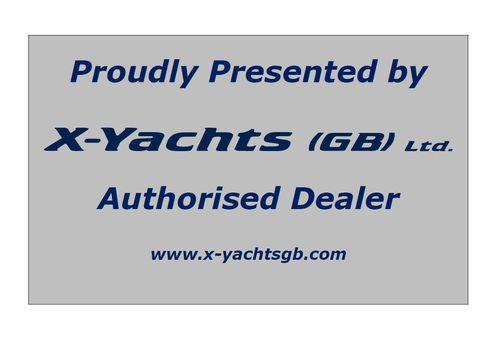 2012 X-Yachts Xp 38