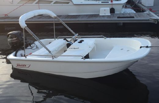 2015 Boston Whaler 110 Sport